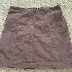 Free people Felt Skirt